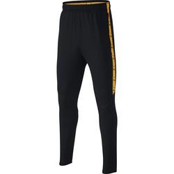 Pantalon survêtement junior Nike noir jaune 2017/18