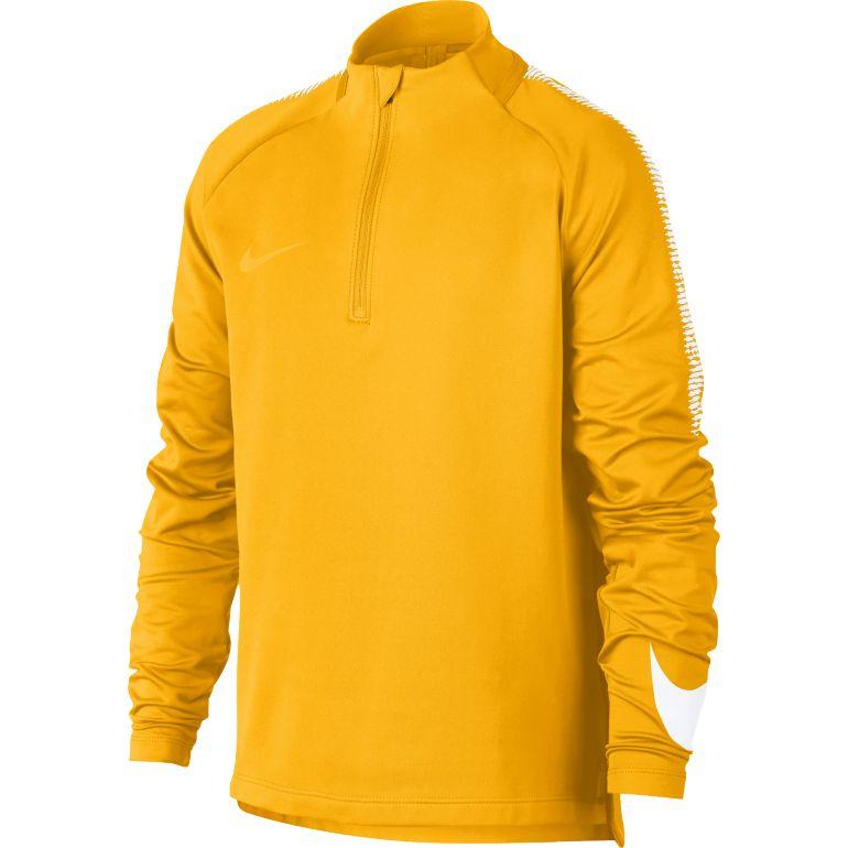 Sweat zippé junior Nike orange 2017/18