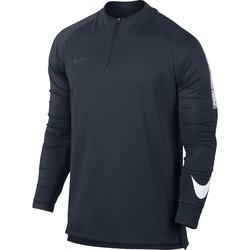 Sweat zippé Nike bleu 2017/18
