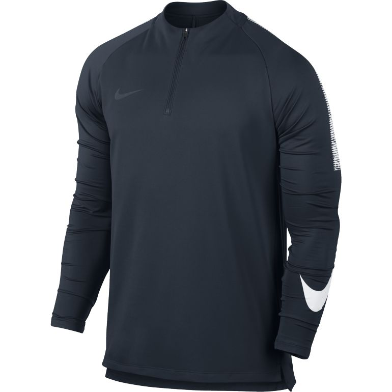 Sweat zippé Nike bleu 2017/18