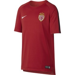 Maillot entraînement junior AS Monaco rouge 2017/18