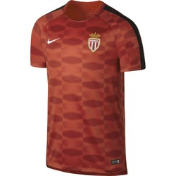 Maillot entraînement AS Monaco rouge orange 2017/18