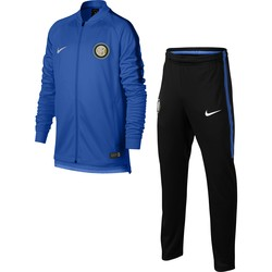 Ensemble survêtement junior Inter Milan bleu 2017/18