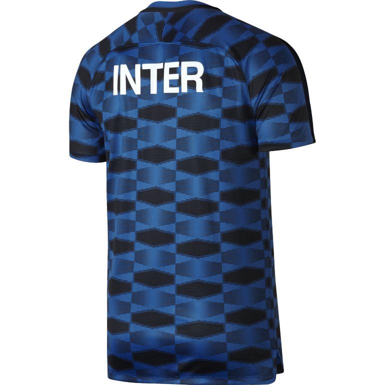 Maillot entrainement Inter Milan noir