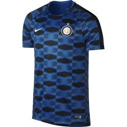 Maillot entraînement Inter Milan bleu noir 2017/18