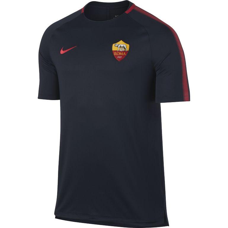Maillot entraînement AS Roma bleu 2017/18