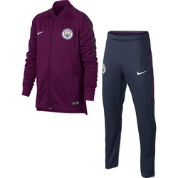 Ensemble survêtement junior Manchester City mauve 2017/18