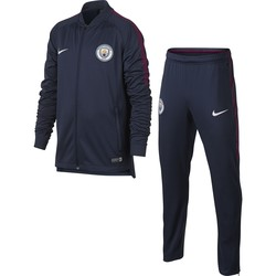 Ensemble survêtement junior Manchester City bleu 2017/18