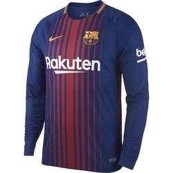 Maillot FC Barcelone domicile manches longues 2017/18