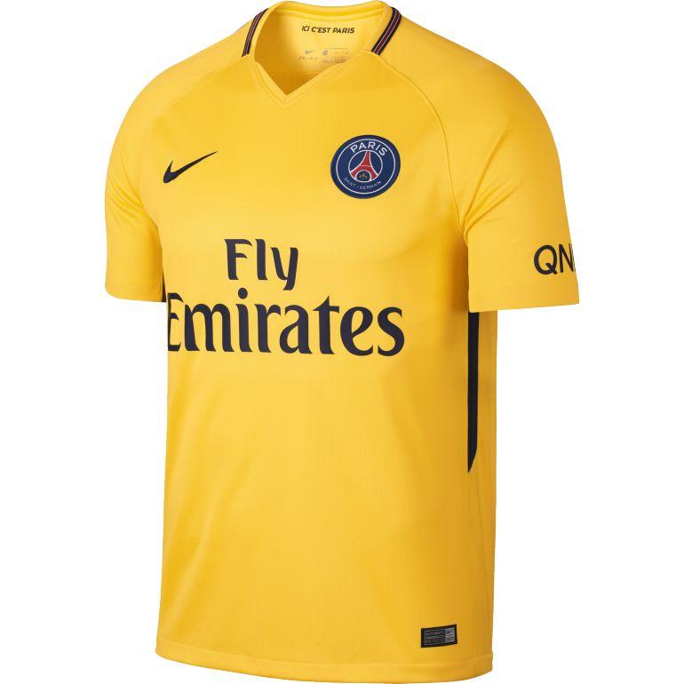 Maillot PSG extérieur 2017/18