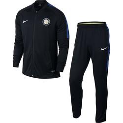 Ensemble survêtement Inter Milan noir 2017/18