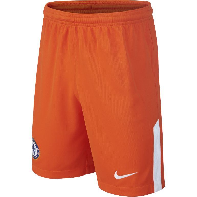 Short gardien junior Chelsea orange 2017/18