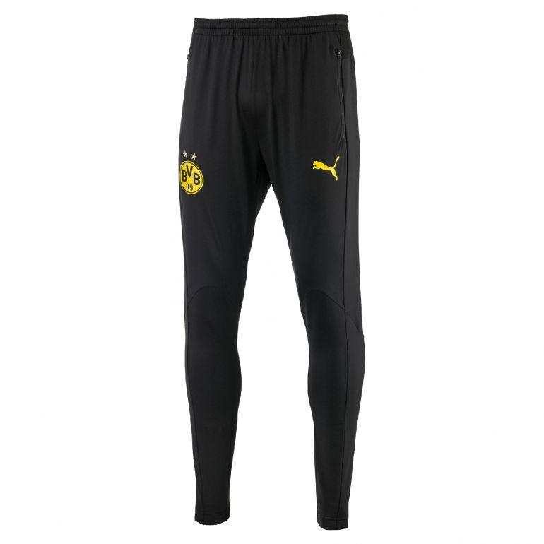 Pantalon survêtement junior Dortmud noir 2017/18