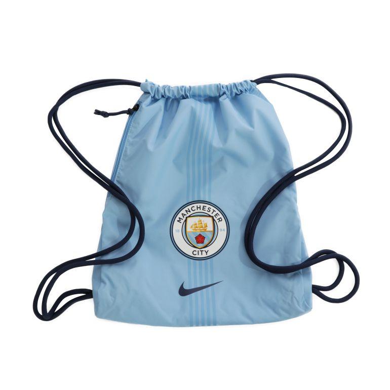 Sac de Gym Manchester City bleu 2017/18