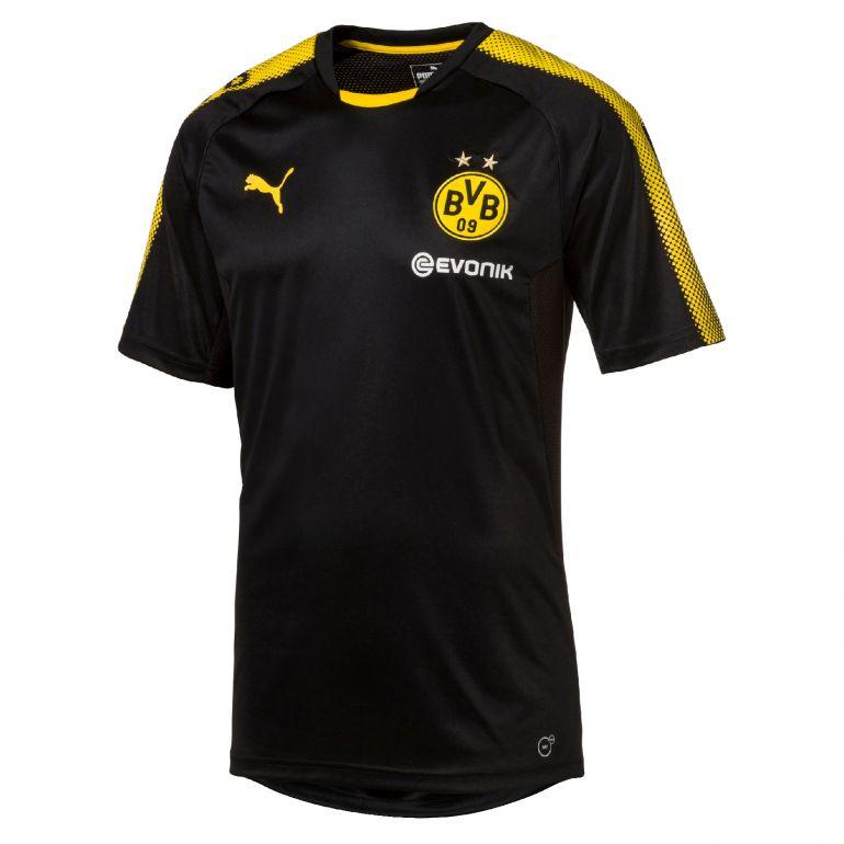 Maillot entraînement Dortmund noir 2017/18