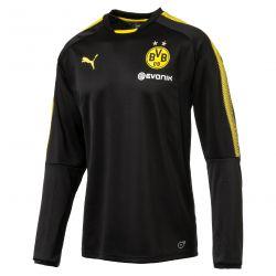 Sweat junior Dortmund noir 2017/18