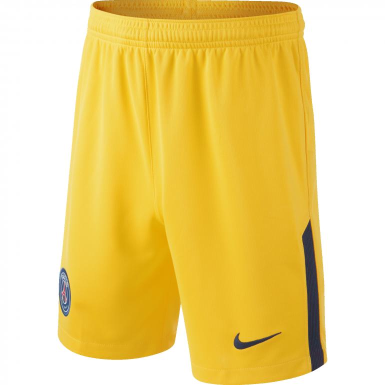 Short junior PSG extérieur 2017/18