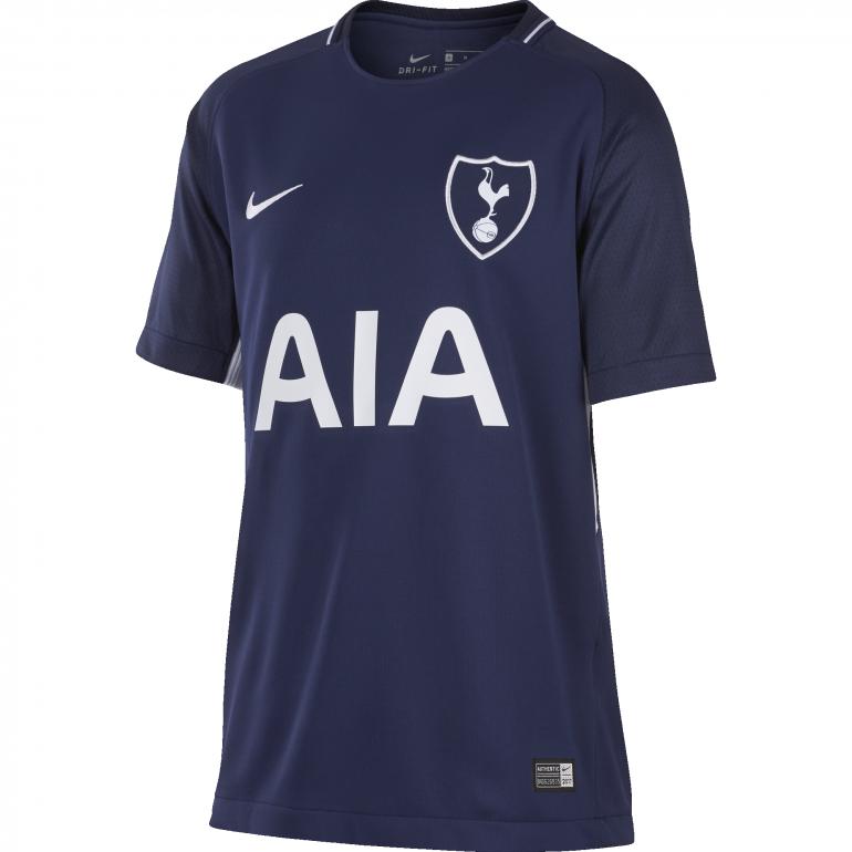 Maillot junior Tottenham extérieur 2017/18