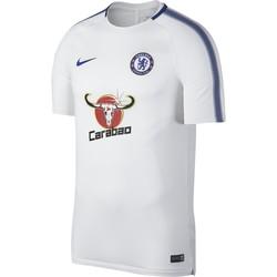 Maillot entraînement Chelsea blanc 2017/18