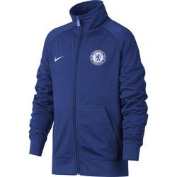 Veste survêtement junior Chelsea bleu 2017/18