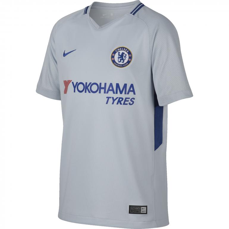 Maillot junior Chelsea extérieur 2017/18