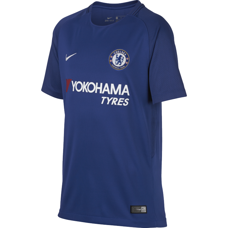 Maillot junior Chelsea domicile 2017/18