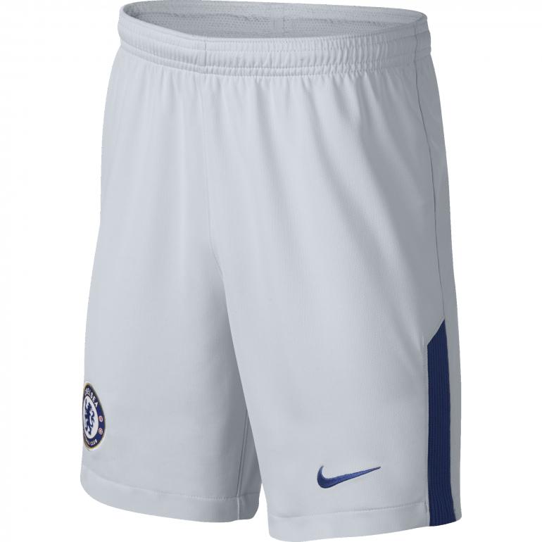 Short junior Chelsea extérieur 2017/18