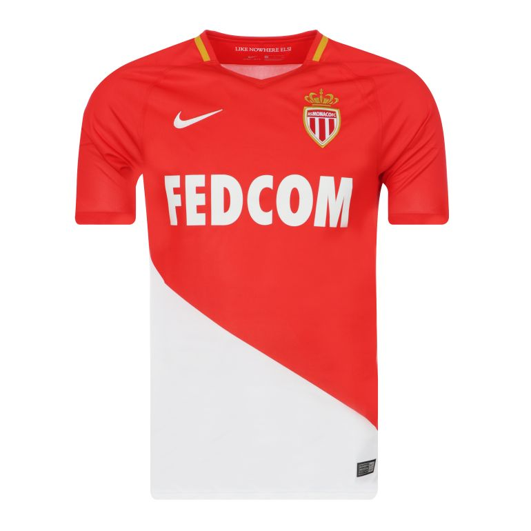Maillot AS Monaco domicile 2017/18
