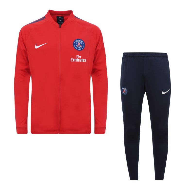 polo nike psg rouge