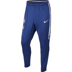Pantalon Survêtement Chelsea bleu dry squad 2017/18