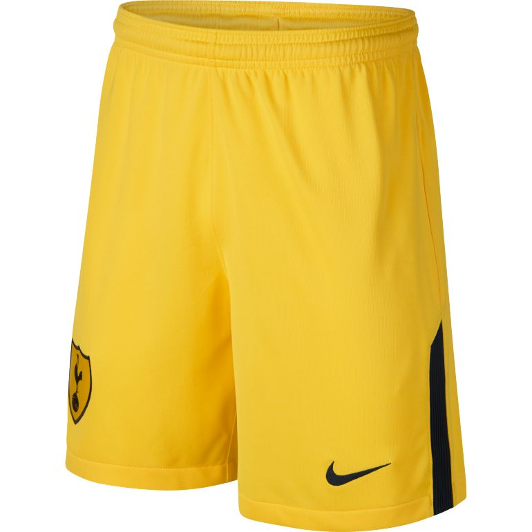 Short gardien junior Tottenham jaune 2017/18
