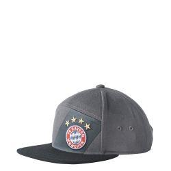 Casquette Bayern Munich grise et orange