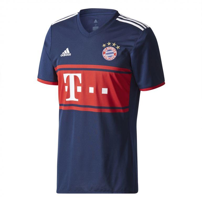 Maillot Bayern Munich extérieur 2017/18