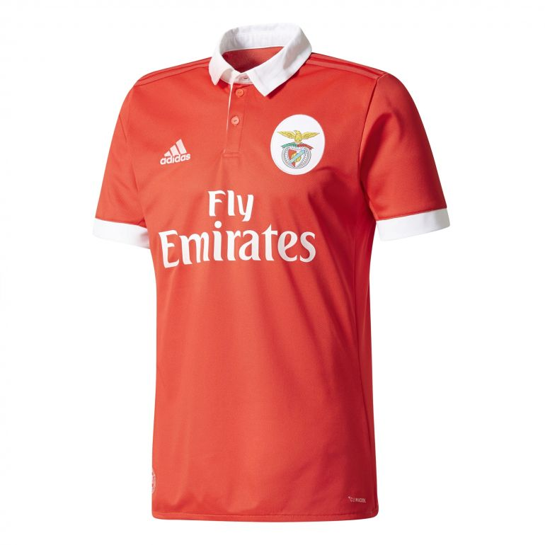 Maillot Benfica domicile 2017/18