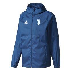 Veste imperméable Juventus bleu foncé 2017/18