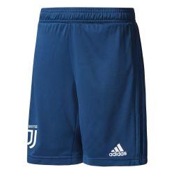 Short entraînement junior Juventus bleu foncé 2017/18