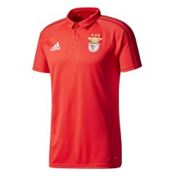 Polo Benfica rouge 2017/48