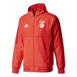 Veste survêtement Benfica rouge 2017/18