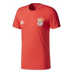 T-shirt Benfica rouge 2017/18