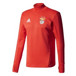 Sweat entraînement Benfica rouge 2017/18