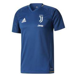 Maillot entraînement Juventus bleu 2017/18