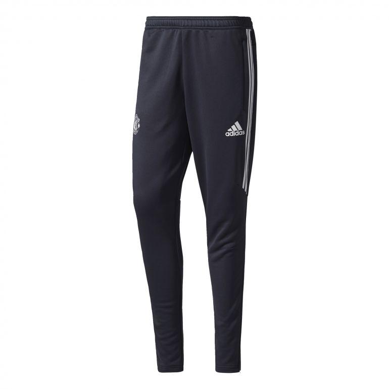 Pantalon survêtement Manchester United noir gris 2017/18