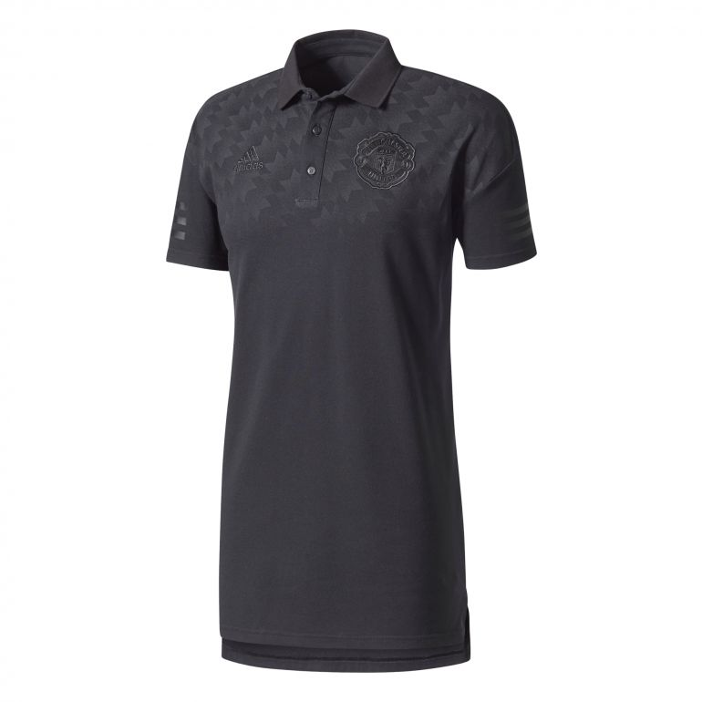 Polo Manchester United noir 2017/18