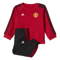 Ensemble bébé Manchester United rouge 2017/18