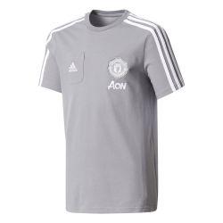 T-shirt junior Manchester United gris 2017/18