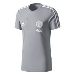 T-shirt Manchester United gris 2017/18