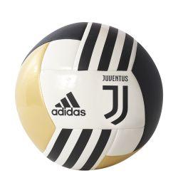 Ballon Juventus blanc noir 2017/18