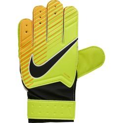 Gants Gardien junior Nike jaune 2017
