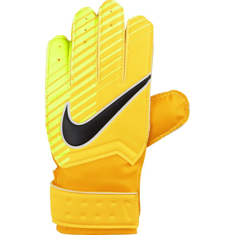 Gants Gardien junior Nike orange 2017