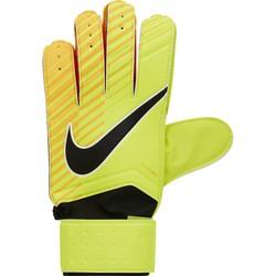 Gants Gardien Nike jaune orange 2017